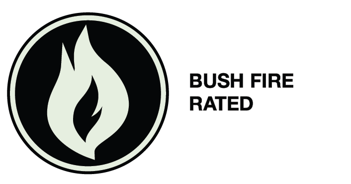 Bush Fire Rated