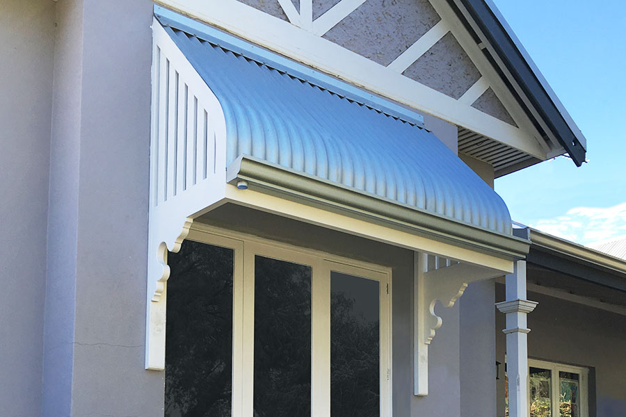 Colorbond® awnings