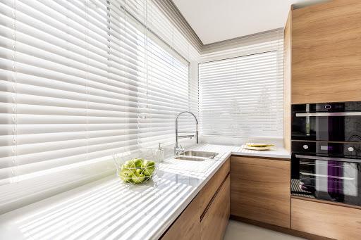 Venetian Blinds kitchen