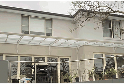 Carbolite awnings